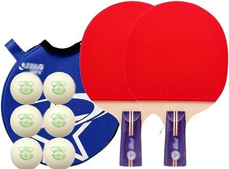 xianw Profesional Tenis de Mesa Paleta avanzado Entrenamiento Ping ...