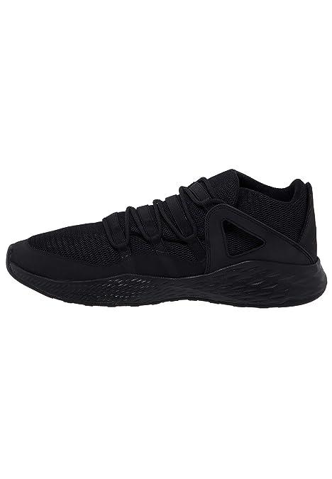 Jordan - Zapatillas de Baloncesto para Hombre, Color Negro, Talla 8+: Amazon.es: Zapatos y complementos