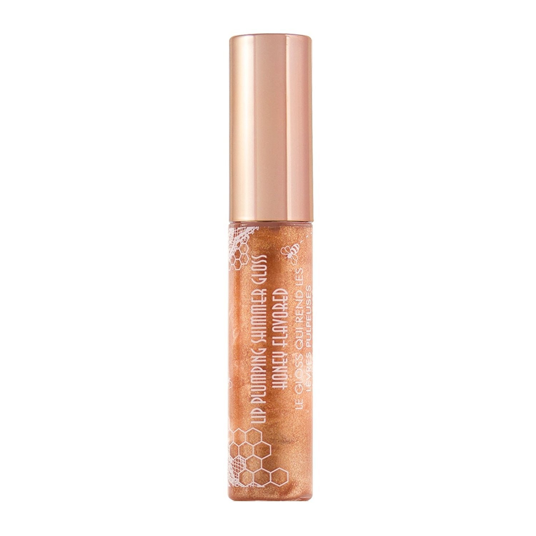kardashian beauty lip plumping shimmer gloss