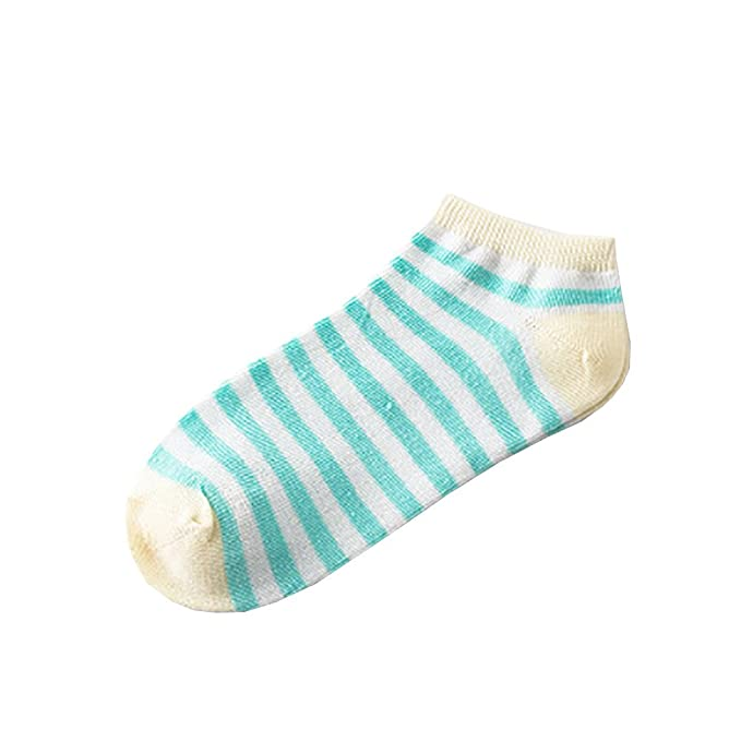 1  Pair Women/'s Fashion Comfortable Cotton Sock Slippers Short Ankle