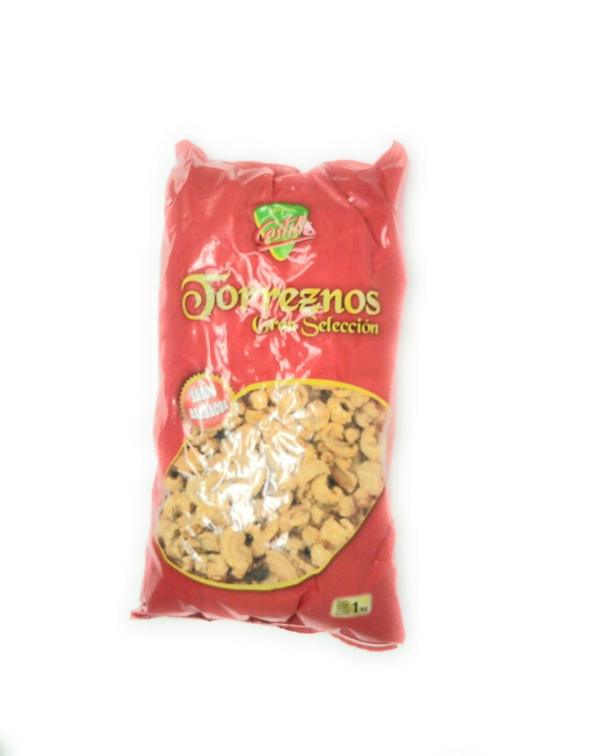 torreznos gran selección sabor barbacoa 1 kg: Amazon.es: Salud y cuidado personal