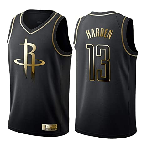BALL-WHJ Camiseta para Hombre - NBA Houston Rockets 13 ...