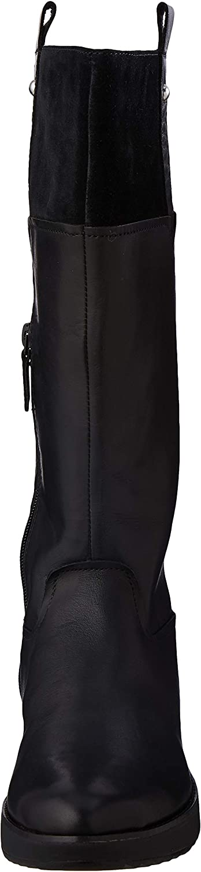 FitFlop Signey Mixte, Botas Altas para Mujer Negro All Black 090 xj8a6
