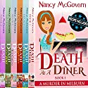 A Murder in Milburn: A Culinary Cozy Mystery Box Set with Recipes Audiobook by Nancy McGovern Narrated by Renee Brame