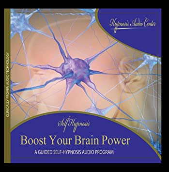 Hypnosis Audio Center - Boost Your Brain Power - Guided Self
