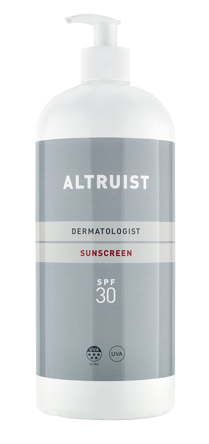 Altruist Dermatologist Sunscreen SPF 30 - high UVA protection, 200 ml (2 x 200 ml) 2 x Altruist Sunscreen 200 ml