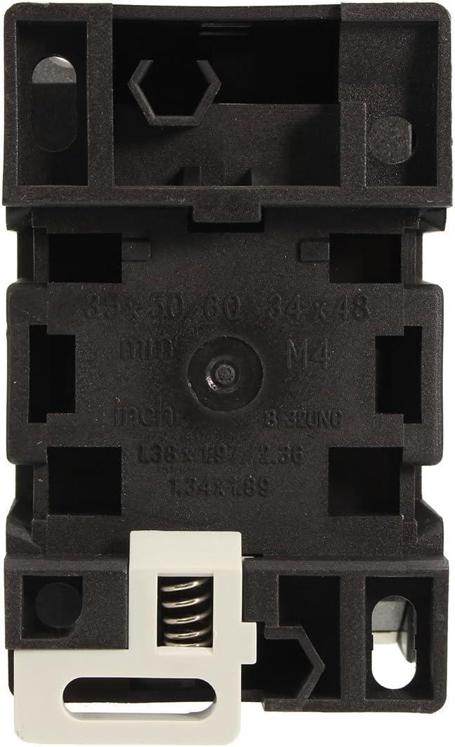KUNSE Cjx2-1801 Ac 220V//380V 18A Contactor Motor Starter Relay 3 Pole+1Nc Coil 4Kw 7.5Kw-220V