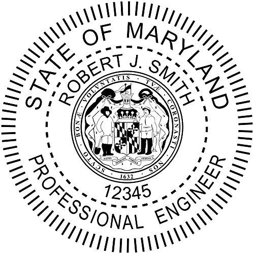 Maryland Engineer Stamp