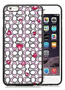 iPhone 6 Plus Case,Excellent protection Coach 33 Black For iPhone 6 Plus(5.5) TPU Case
