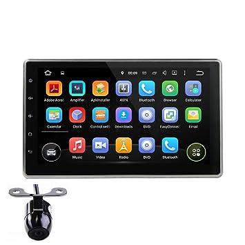 10.1 Pulgadas Universal Coche Estéreo con GPS Navegación Android 5.1.1 Lollipop OS,Pantalla