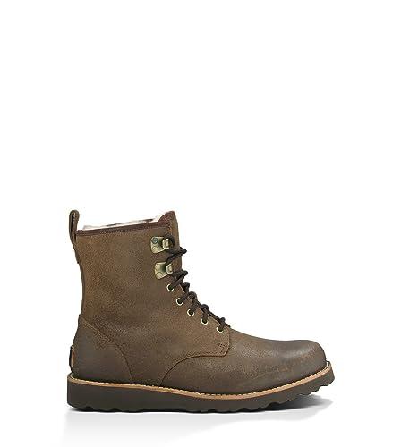 UGG Suede Hannen Grizzly Suede Boot Hannen Boot 17 D (M): Chaussures et Sacs 02e7c69 - vendingmatic.info