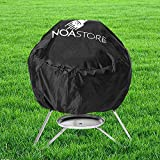 Noa Store BBQ Grill Cover fits Weber Smokey Joe Silver Serving IndoorOutdoor Round 14-15 inches