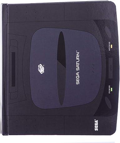 SEGA Saturn Official Console Notebook: Amazon.es: Videojuegos