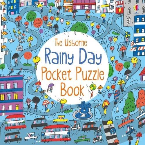 (Rainy Day Pocket Puzzle Book (Usborne Activities))