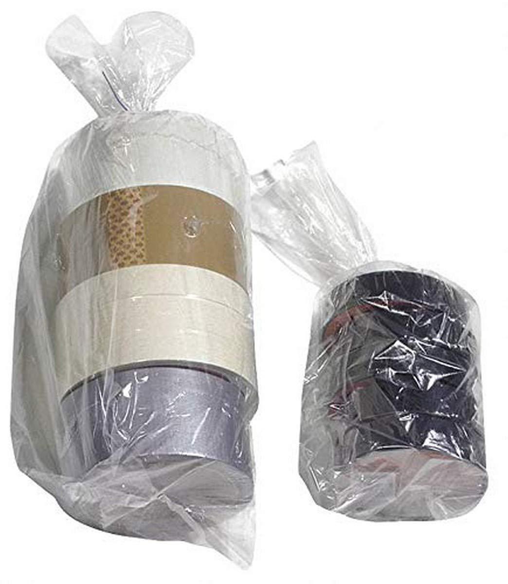 Pack of 5000 Elkay Plastics 20F-0305 2 mil Low Density Flat Bag Clear 3 x 5