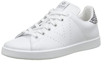 Victoria Deportivo Piel, Baskets Basses Femme  Amazon.fr  Chaussures ... 3e5d09e3d40e