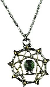 Enchanted Jewelry Enneagram - Collar con colgante de talismán para mayor conocimiento de sí mismo