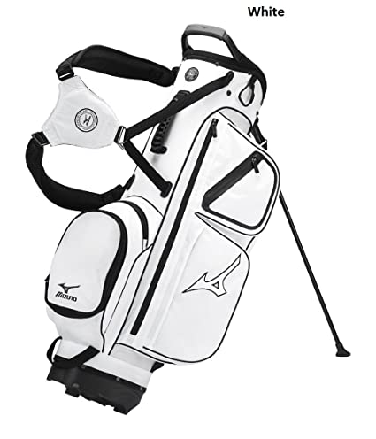 Amazon.com: Mizuno Golf Elite bolsa para palos de golf ...