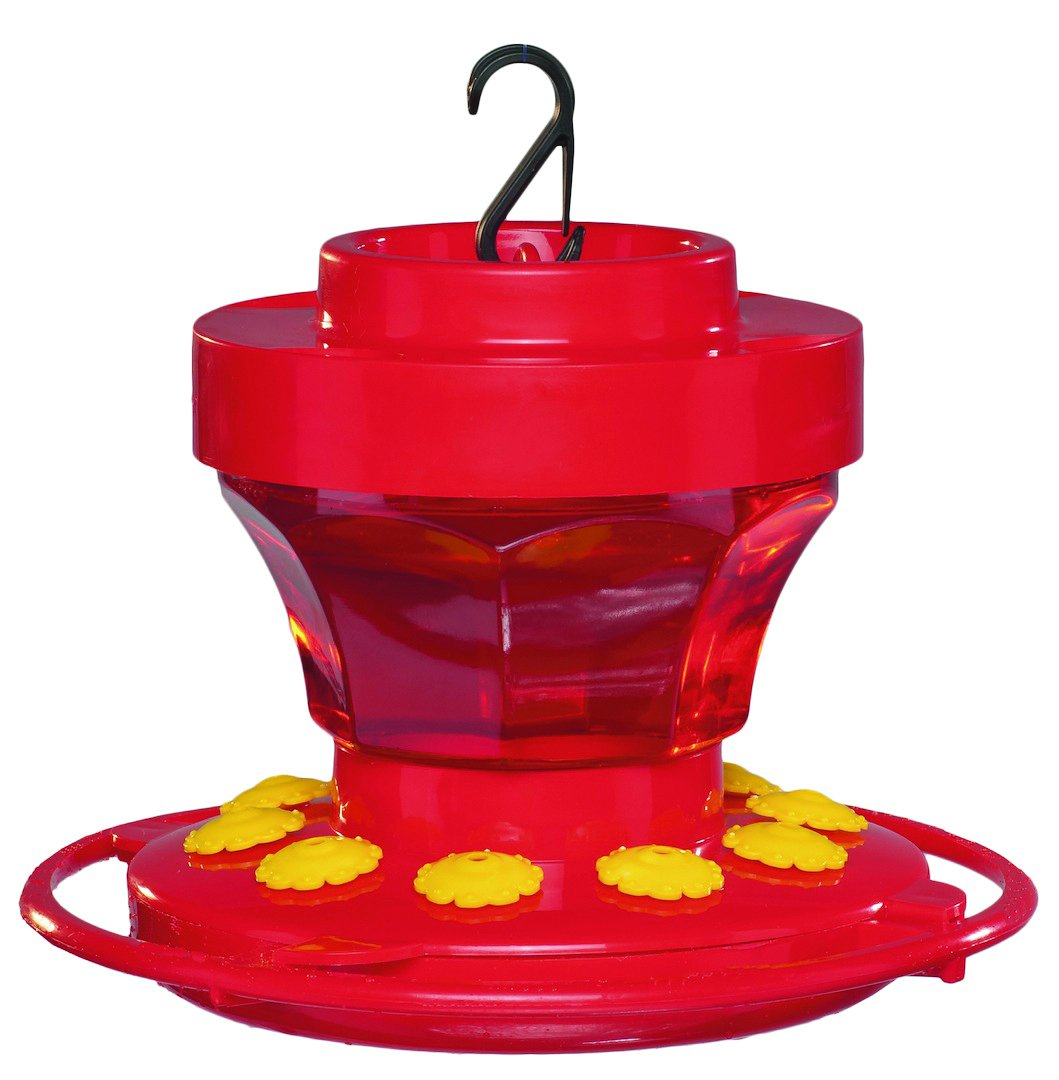 First Nature 3091 16-Ounce Hummingbird Flower Feeder by First Nature (Image #1)