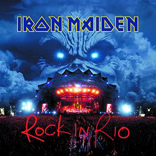 Iron Maiden - Rock In Rio (3-Lp, 180 Gram Vinyl) - Zortam Music