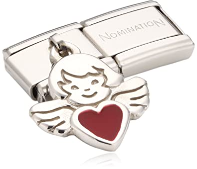 Nomination Composable Women's Bead Classic Charms 925 Silver Heart 0c6Dt6