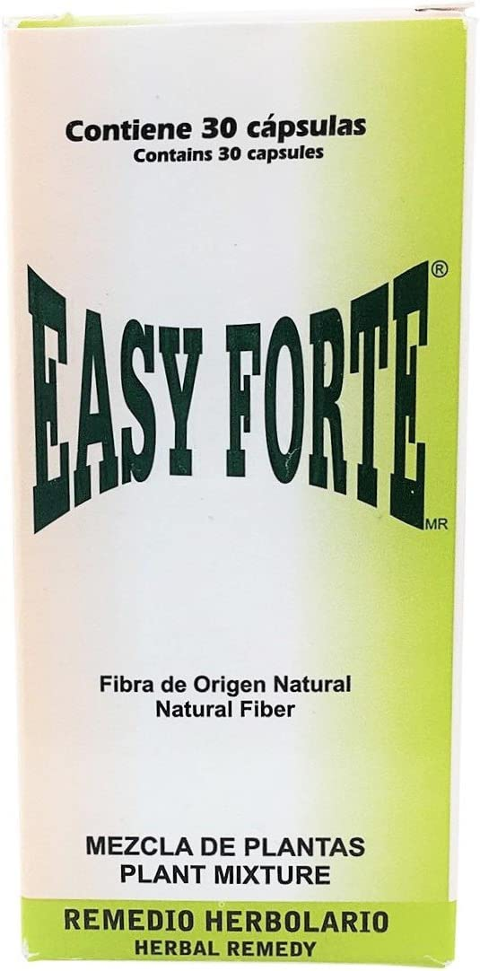 Easy Figure Forte 30 Caps Fat Loss Weight Control New Sealed