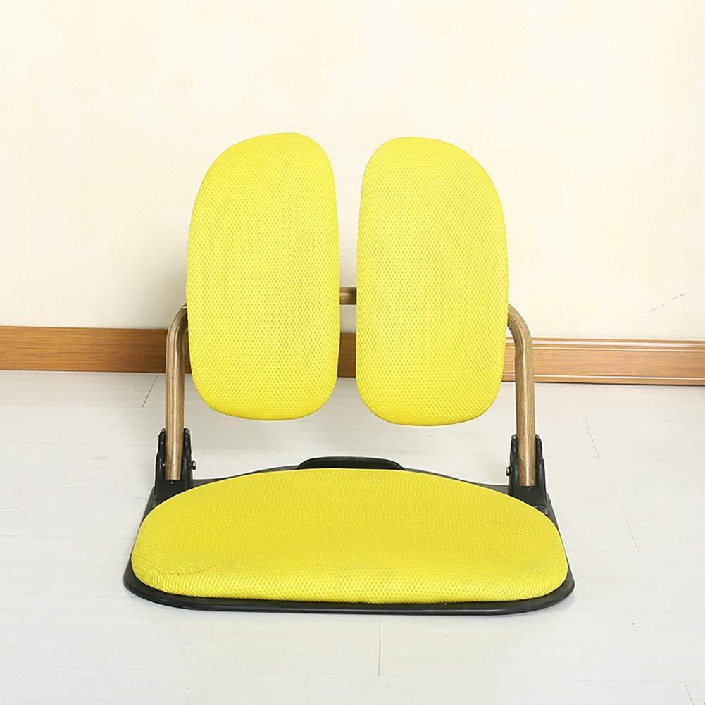 YWTY Legless Stuhl, kreative und Faltbare Erwachsenen Rest Beinlosen Stuhl, geeignet für Spiele, Lesen und Fernsehen