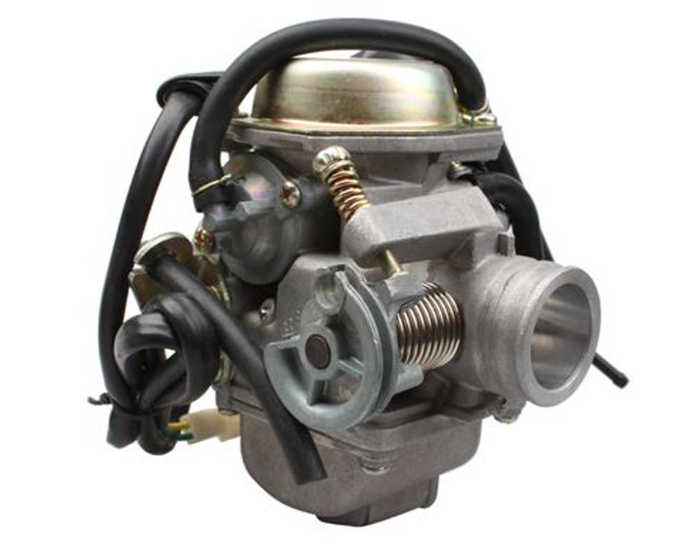 Gy6 150cc Carburetor 26mm Carb for Kazuma Taotao Roketa SunL Baja Eagle Chinese Go Kart Carb with Air Filter