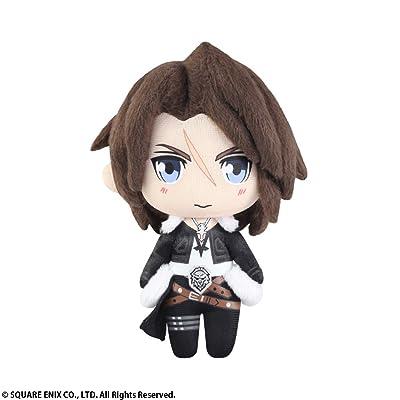 Square Enix Final Fantasy VIII Squall Mini Plush: Toys & Games