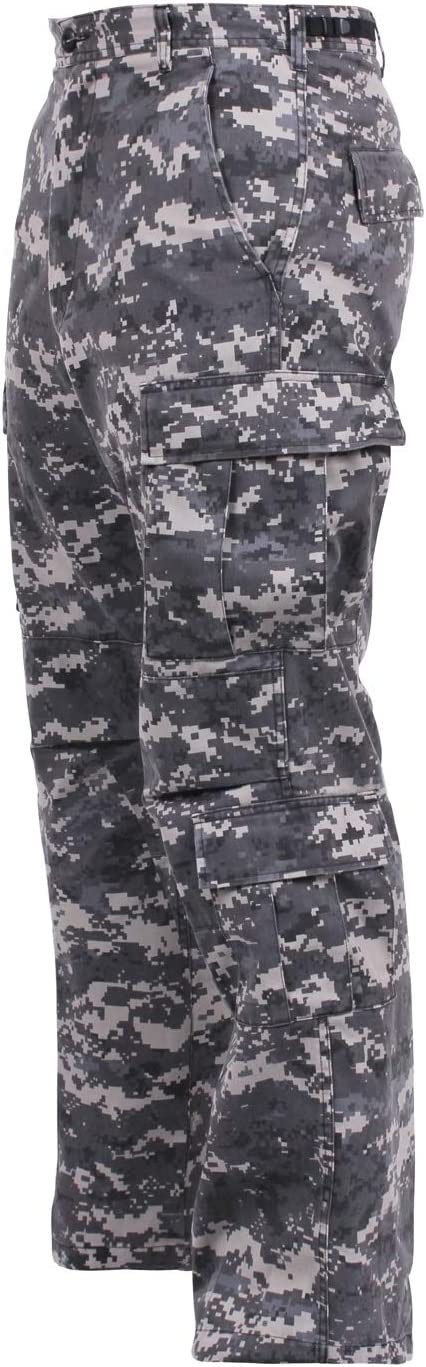 Rothco Vintage Paratrooper Fatigue Subdued Urban Digital Camo Pants