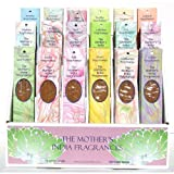 Mother India 12 stick display - Mother India Nag Champa Line