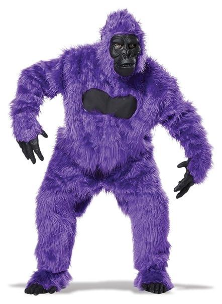 itSport Purple Tempo CostumeAmazon Gorilla E Libero OPZiXuk