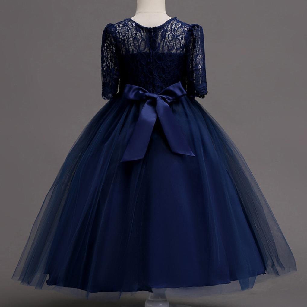 dc6361737 Vestido de fiesta para niña Vestido de boda del partido del vestido de tul  del tutú. Ampliar imagen