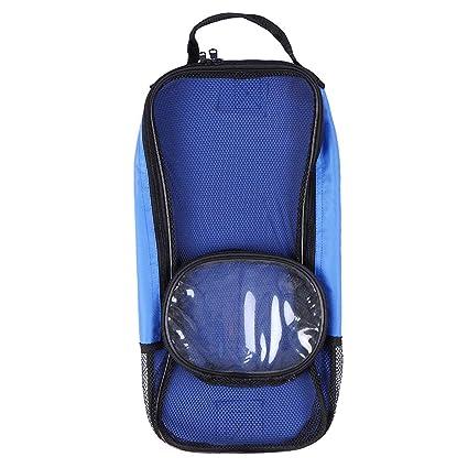 Godyluck Cordón Buceo Flipper Bolsa de Almacenamiento Snorkel Aletas Holder Snorkeling Gear Bolsa de Embalaje