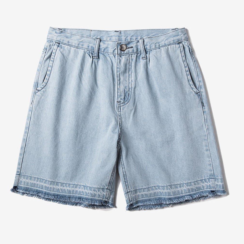 Honghu Mens Summer Fashion Original Colorful with Pocket Cargo Shorts