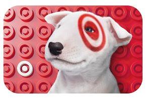 Gift Card - Target