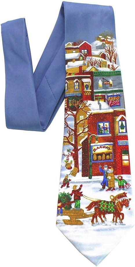 Corbata de Navidad Feliz Navidad Cosplay Elegante corbata para ...