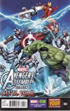 Marvel Universe Avengers Assemble Civil War #4