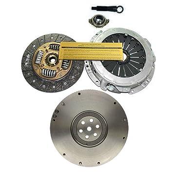 Amazon.com: VALEO OEM CLUTCH KIT & HD CAST FLYWHEEL for 2004-2009 KIA SPECTRA 2.0L: Automotive