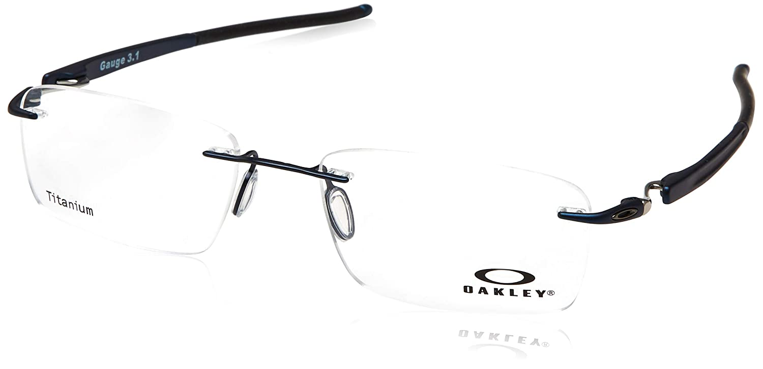 881bd1366c OAKLEY OX5126 - 512603 GAUGE 3.1 Eyeglasses 52mm at Amazon Women s Clothing  store