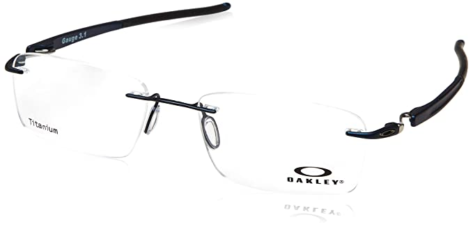 d4dce63181 Image Unavailable. Image not available for. Color  OAKLEY OX5126 - 512603 GAUGE  3.1 Eyeglasses 54mm