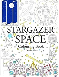 Stargazer Space: Colouring Book