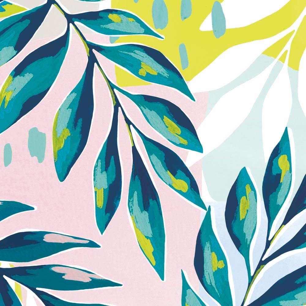 Cambridge CM06335 25 cm Platos de cena de bamb/ú Pack de 4 Multicolor Kayan Print