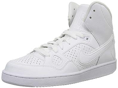 size 40 67b9e f28e9 Nike Mädchen Son of Force Mid (Gs) Sport  Outdoorschuhe Amaz