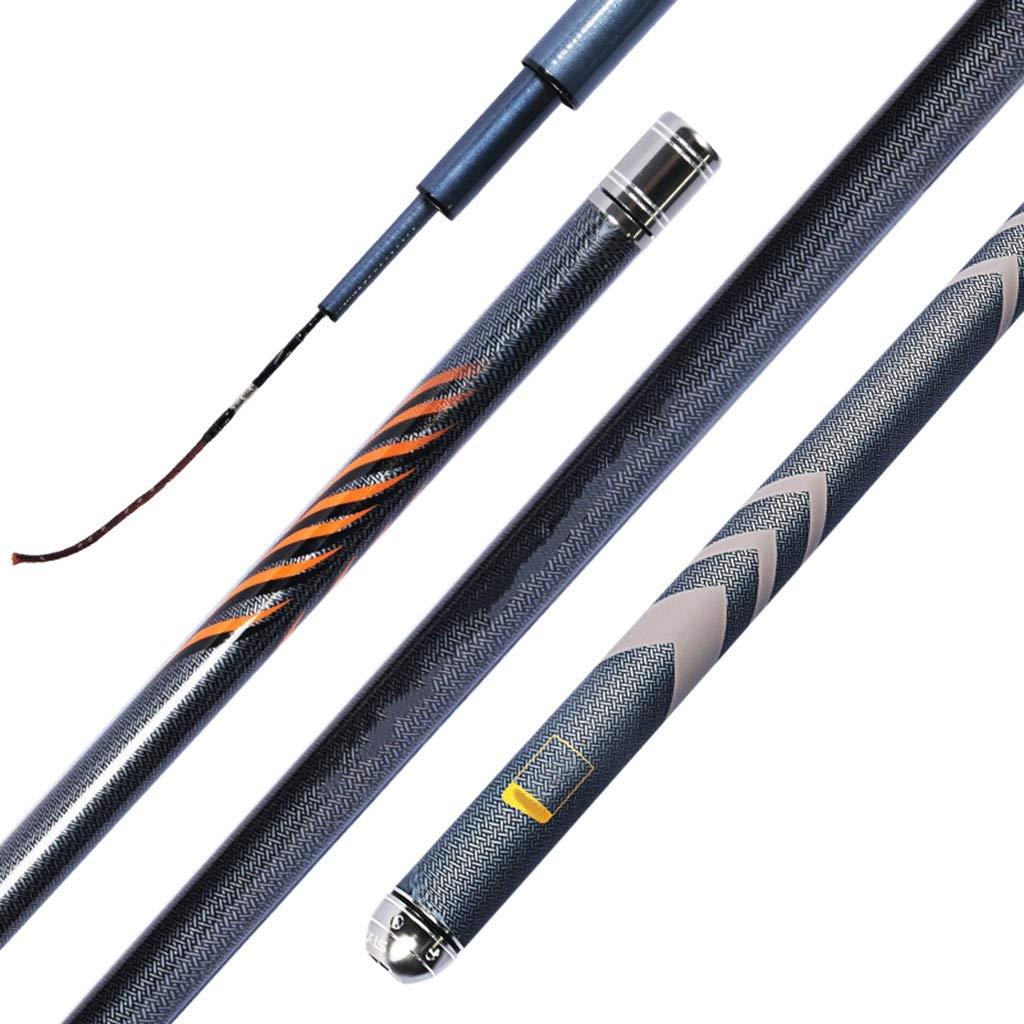 釣り竿 - 超軽量スーパーハードカーボン28調整可能なコーティング釣り竿淡水釣りギア (サイズ さいず : 6.3m) 6.3m  B07QLVSQL1