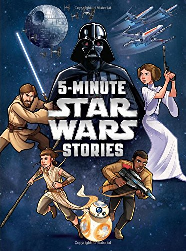 Star Wars: 5-Minute Star Wars Stories (5-Minute Stories) (Best Star Wars Gifts For Kids)