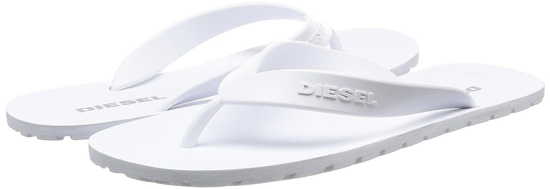a6603d1d0 DIESEL Men s Plaja Splish Sandal  Amazon.co.uk  Shoes   Bags