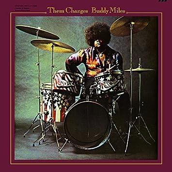 """Résultat de recherche d'images pour """"Buddy Miles - Them Changes"""""""