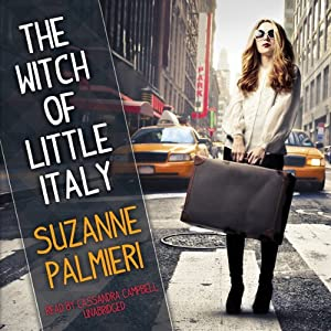 The Witch of Little Italy Audiobook