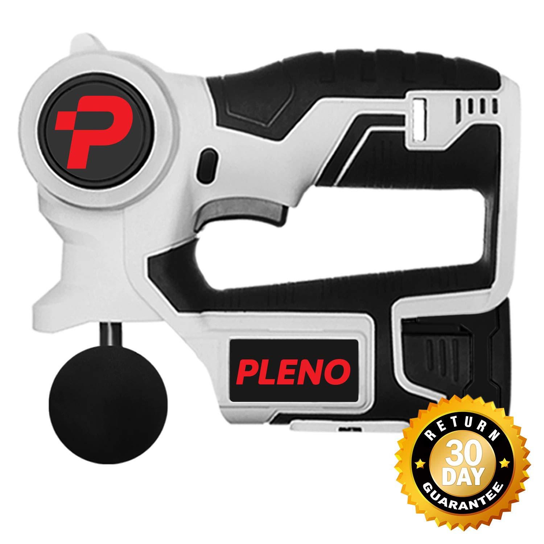 Professional Deep Muscle Massager: Pleno M3.0 Powerful Handheld Tissue Massager Gun,コードレスで筋肉を刺激 141[並行輸入] B07FPR4T28